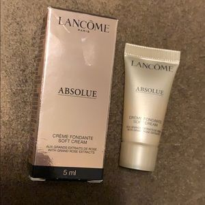 Absolue softcream by lancome
